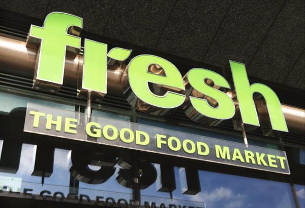 fresh branding
