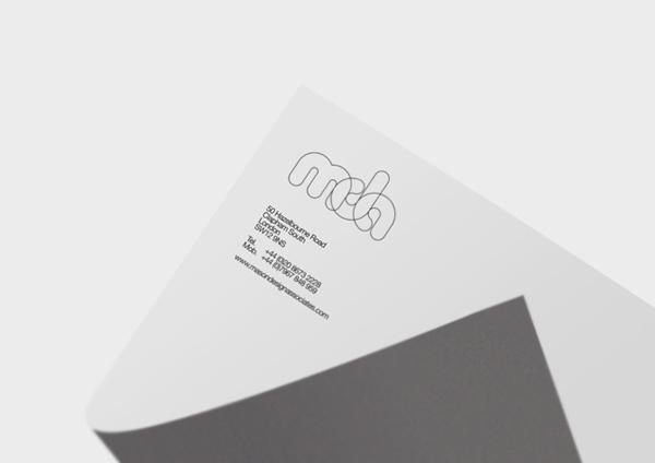 Letterhead / identity
